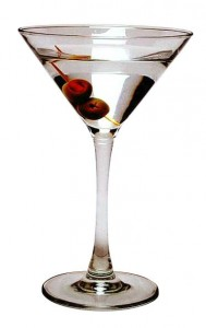 Top 10 Mixed Drinks: #1 is a Gin Martini