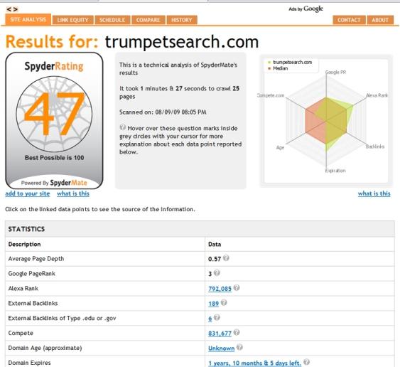 Web Analytics Traffic Analysis