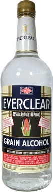 Everclear Alcohol Low Calorie Drink