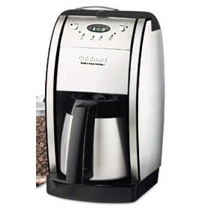 Cuisinart Coffee Maker Coffee Not Hot Enough : Cuisinart Coffee Maker