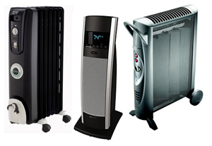 Oil Filled Electric Heaters