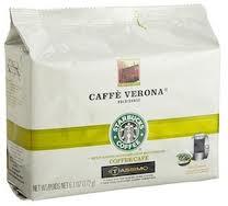 I Love Starbucks Tassimo