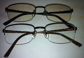 EYEGLASSES TRANSITION LENSES Glass Eye