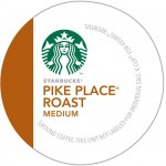 Starbucks Pike Roast K Cups