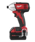 Milwaukee Cordless Impact Driver