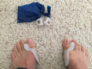 Bunion Toe Spacers with Shields