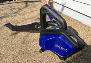 Battery Powered Leaf Blower