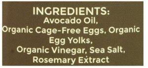 Primal Kitchen Mayo Ingredients