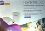 Ethernet over Power with the Netgear Powerline 500