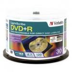 Lightscribe DVD Disks