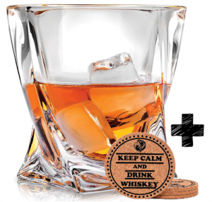 Unique Bourbon Glasses