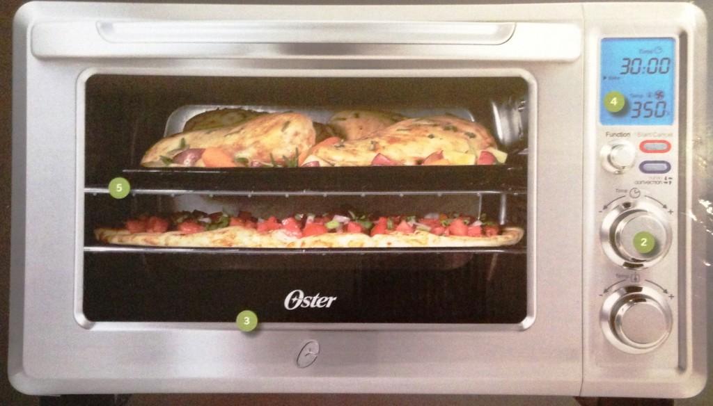 Oster Digital Toaster Oven