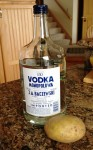Monopolowa Vodka Made With Potatoes