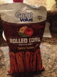 Great Value Rolled Corn Tortilla Chips