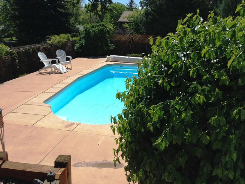 Salt water pool systems should you change over to a salt for Salt water swimming pool
