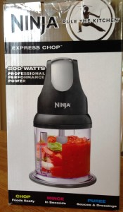Ninja Express Chop