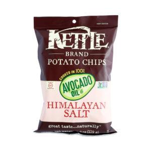 Healthiest Best-Tasting Potato Chips