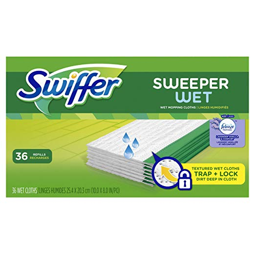 Swiffer Wet Jet Pads The Best Thing About These That You